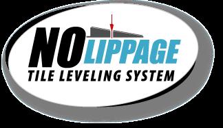 No lippage