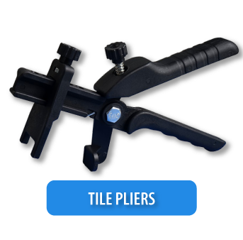tile leveling system Pliers